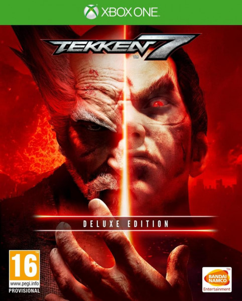 Tekken 7 Fated Retribution Deluxe Edition (Xbox One)