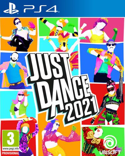 Just Dance 2021 inkl. PS5 Upgrade (PS4)