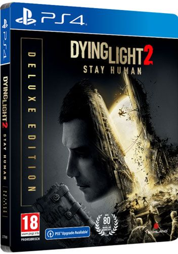 Dying Light 2 Stay Human Deluxe Edition inkl. PS5 Upgrade PS4