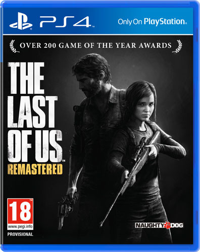 Last of Us Remastered (PS4)