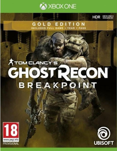 Ghost Recon Breakpoint Gold Edition (Xbox One)