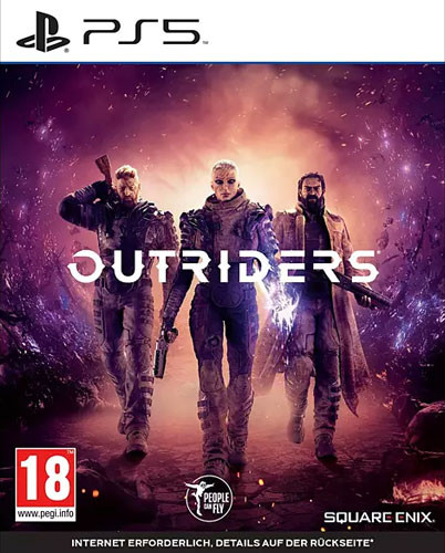 Outriders Day One Edition uncut inkl. Bonus (PS5)