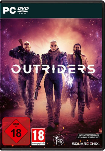 Outriders Day One Edition uncut (PC)