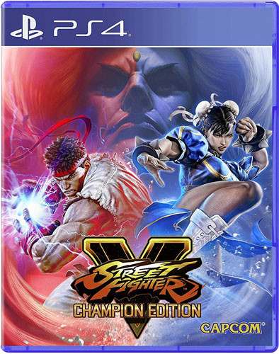 Street Fighter Champions Edition (PS4)