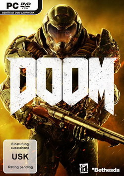 DOOM Day One Edition PC-DVD