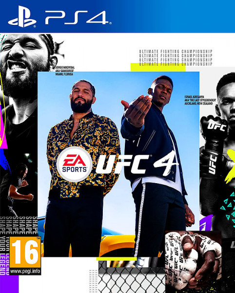 UFC 4 inkl. PS5 Upgrade PS4