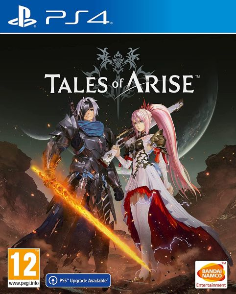 Tales of Arise PS4 inkl. PS5 Upgrade