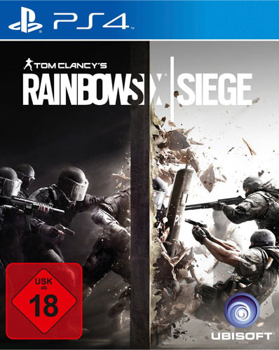 Tom Clancy´s Rainbow Six: Siege + Bonus Waffenskin PS4