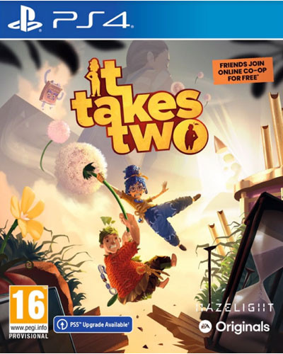 It Takes Two inkl. PS5 Upgrade PS4
