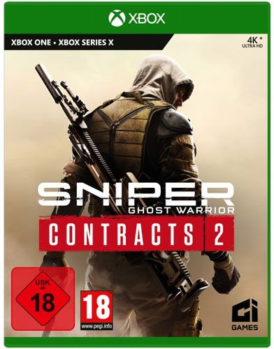 Sniper Ghost Warrior Contracts 2 uncut Xbox One