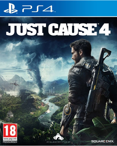 Just Cause 4 uncut (PS4)