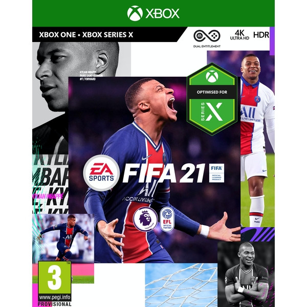 FIFA 21 inkl. Series X S Upgrade Xbox One