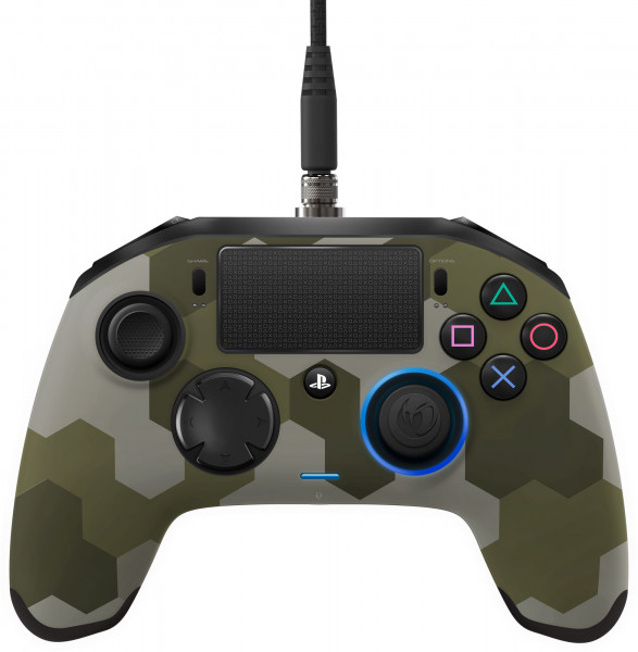 Revolution Pro Controller Green Camouflage