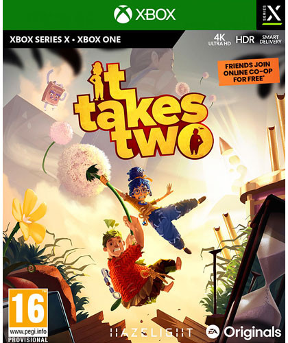 It Takes Two inkl. Series X Upgrade Xbox One