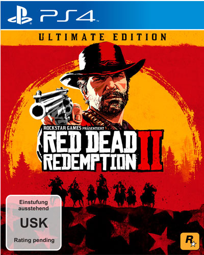 Red Dead Redemption 2 Ultimate Edition (PS4)