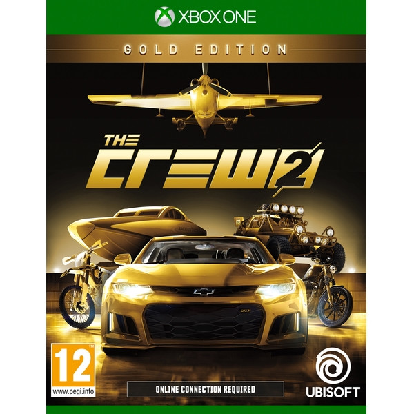 The Crew 2 Gold Edition (Xbox One)