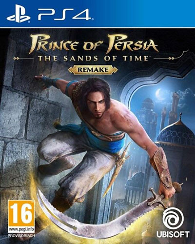 Prince of Persia the Sand of time Remake PS4