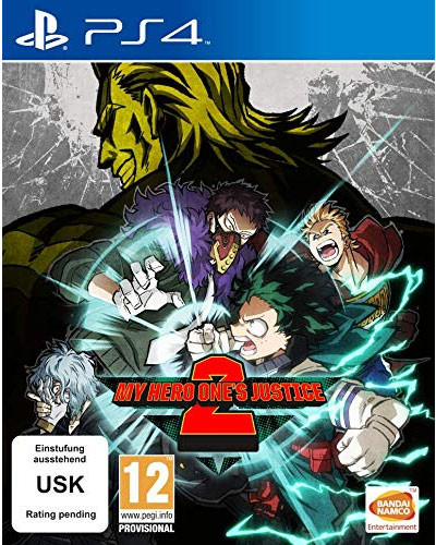 My Hero One's Justice 2 (PS4 Disc)
