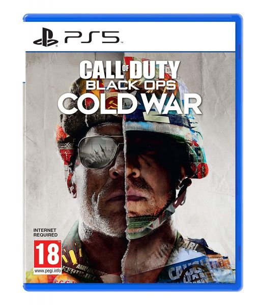 Call of Duty: Black Ops Cold War PS5 Disc OVP Uncut Version