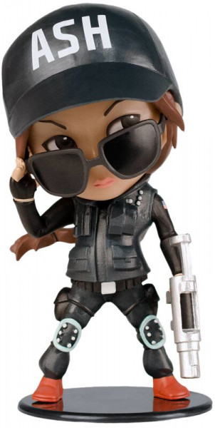 Figur Operator ASH Official Chibi Collectible Rainbow Six Siege