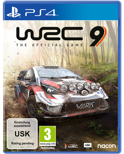 WRC 9 inkl. PS5 Upgrade PS4