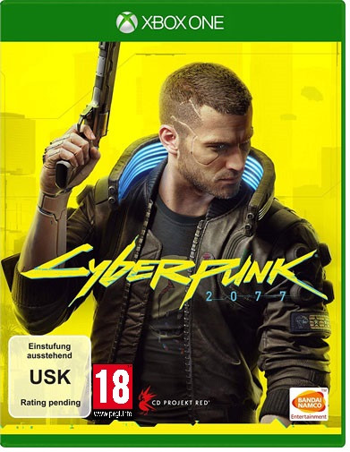Cyberpunk 2077 Day One Edition inkl. Series X S Upgrade CD Version (Xbox One)