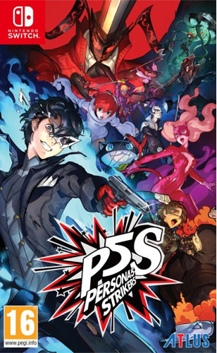 Persona 5 Strikers Limited Edition Nintendo Switch