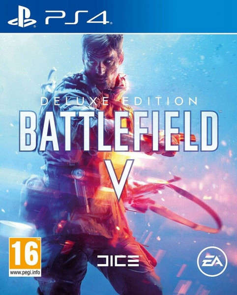 Battlefield 5 Deluxe Edition (PS4)