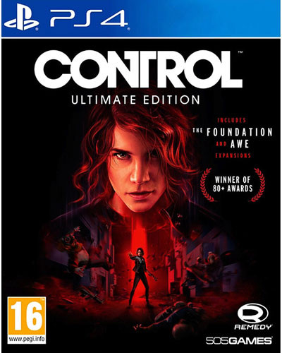Control Ultimate Edition inkl. PS5 Upgrade (PS4)