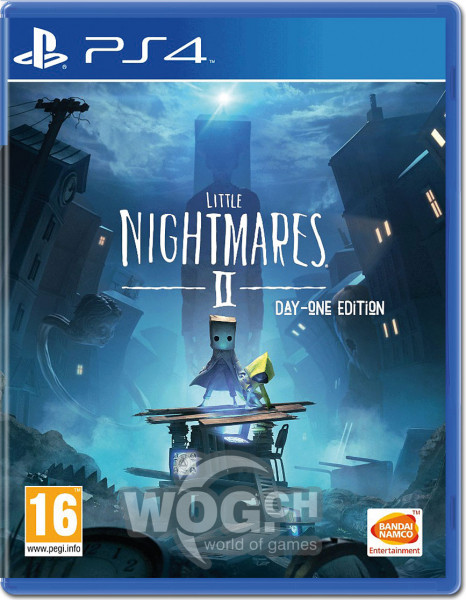 Little Nightmares 2 Day One Edition inkl. PS5 Upgrade (PS4)