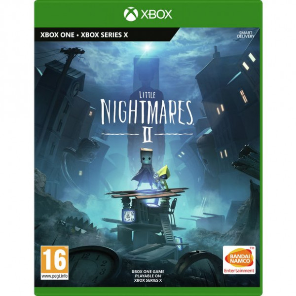 Little Nightmares 2 Day One Edition inkl. Series X Upgrade (Xbox One)
