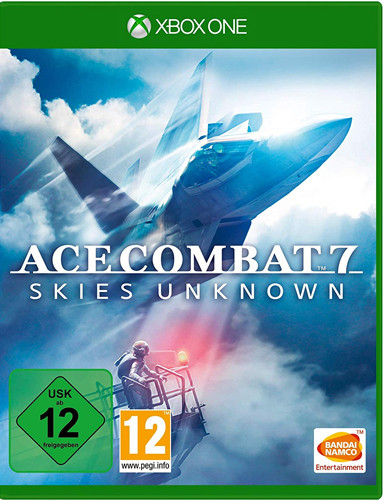 Ace Combat 7 Skies Unknown (Xbox One Disc)
