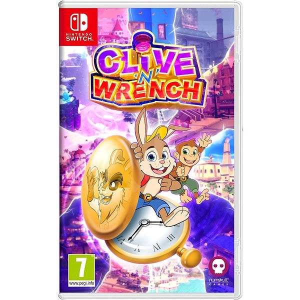 Clive N Wrench Nintendo Switch