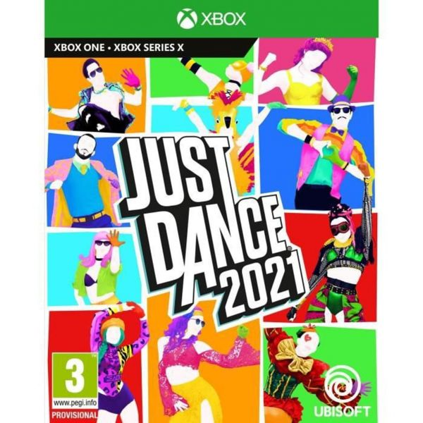 Just Dance 2021 inkl. Series X S Upgrade Xbox One