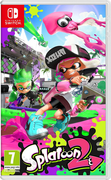 Splatoon 2 ( Switch)