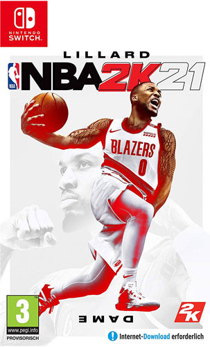 NBA 2K21 Day One Edition Switch