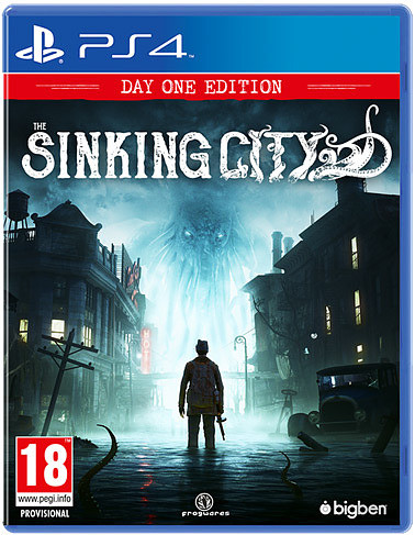 The Sinking City Day One Edition (PS4)