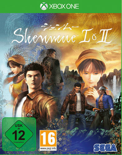 Shenmue 1+2 (Xbox One)