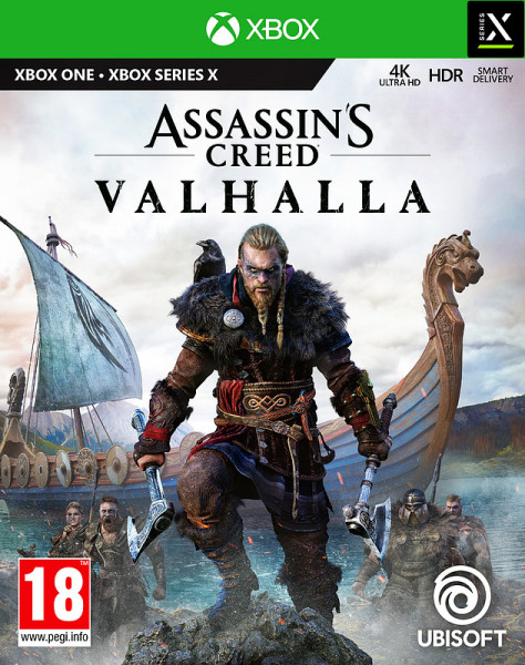 Assassins Creed Valhalla UNCUT inkl. Series X S Upgrade (Xbox One)