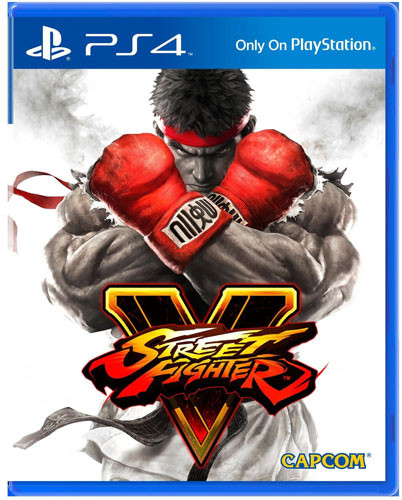 Street Fighter Steelbook Edition streng limitiert PS4