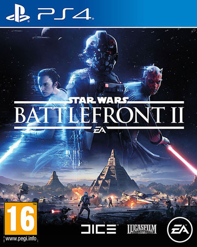 Star Wars Battlefront II (PS4)