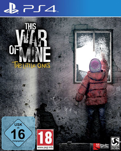 The War of Mine: The Little Ones PS4