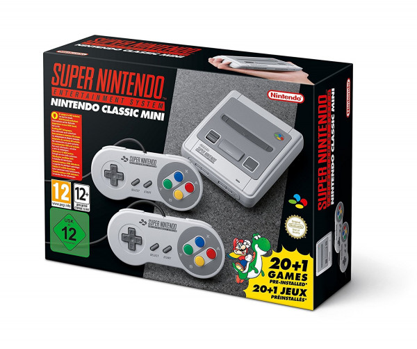 SNES: Super Nintendo Mini