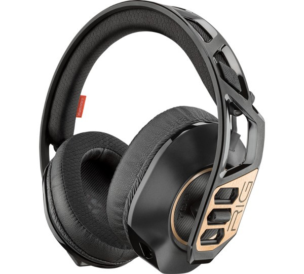 Gaming-Headset Plantronics RIG 700 HD Wireless Gold PC PS4 PS5 Xbox Series S X