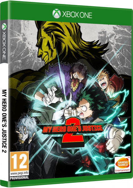 My Hero One's Justice 2 (Xbox One Disc)