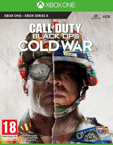 Call of Duty: Black Ops Cold War uncut (Xbox One)