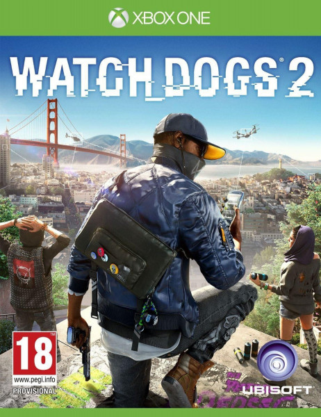 Watch Dogs 2 -uncut- (Xbox One)