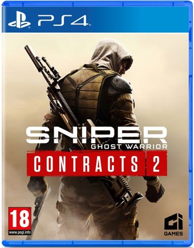 Sniper Ghost Warrior Contracts 2 UNCUT (PS4)