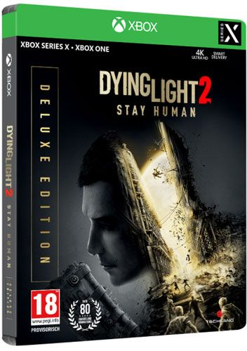 Dying Light 2 Stay Human Deluxe Edition inkl. Series X|S Upgrade (Xbox One)