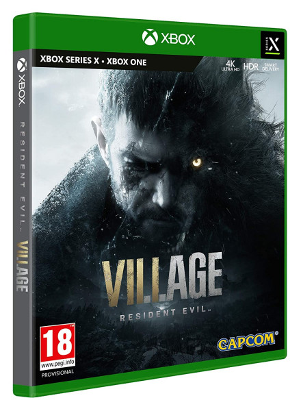 Resident Evil 8 Village uncut inkl. Series X S Upgrade Xbox One